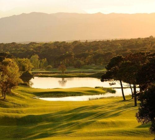 Campo de golf en catalunya