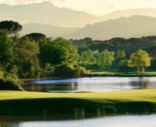 Campo de golf del PGA Catalunya Resort