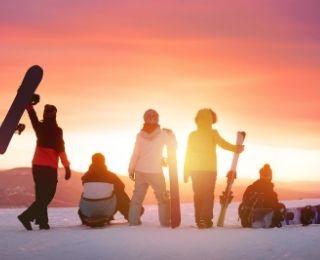 Viajes a la nieve para grupos