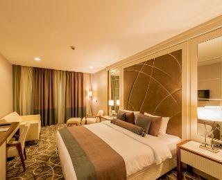 Hotel de lujo stage profesional