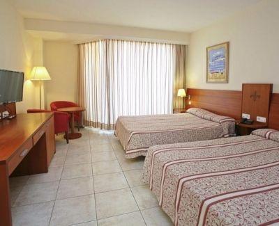 Hbitación del hotel Peñíscola Plaza Suites