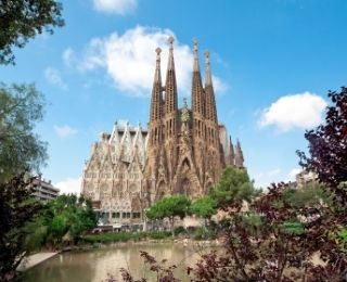 Imagen de la Sagrada Família
